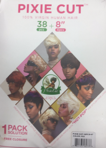 PIXIE CUT WVG JANET COLLECTION 1 PACK SOLUTION